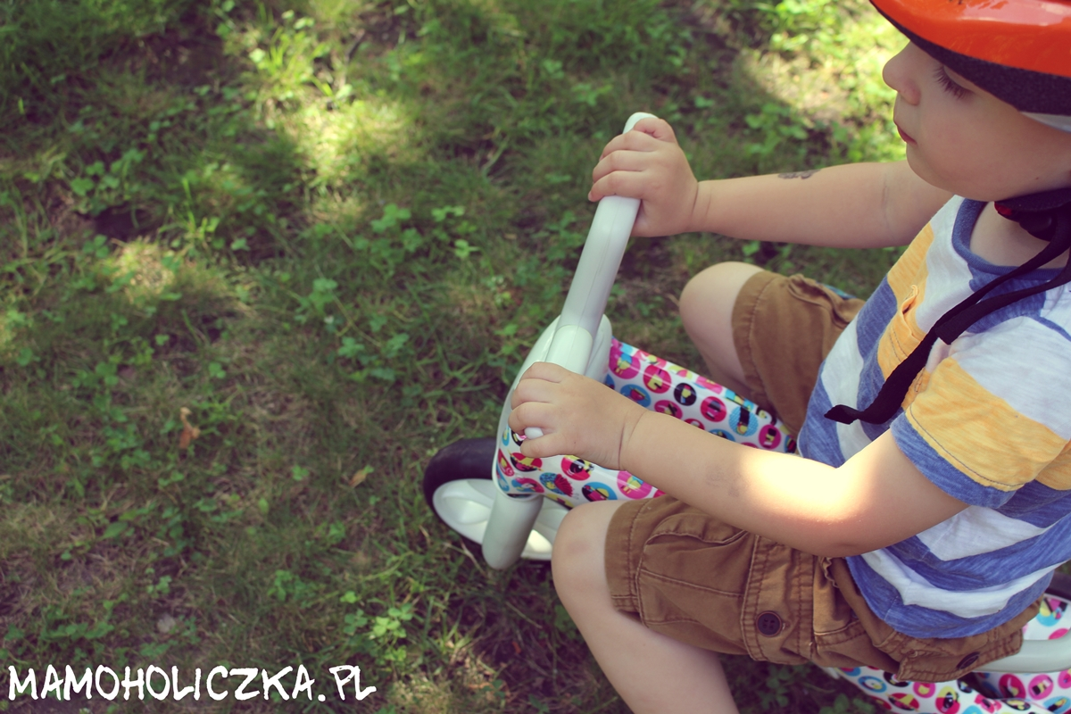 rowerek Smyk