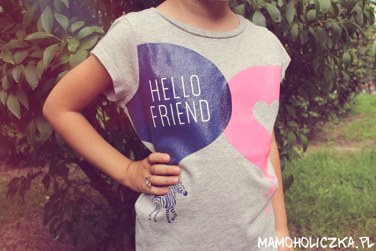 ZALANDO t-shirt