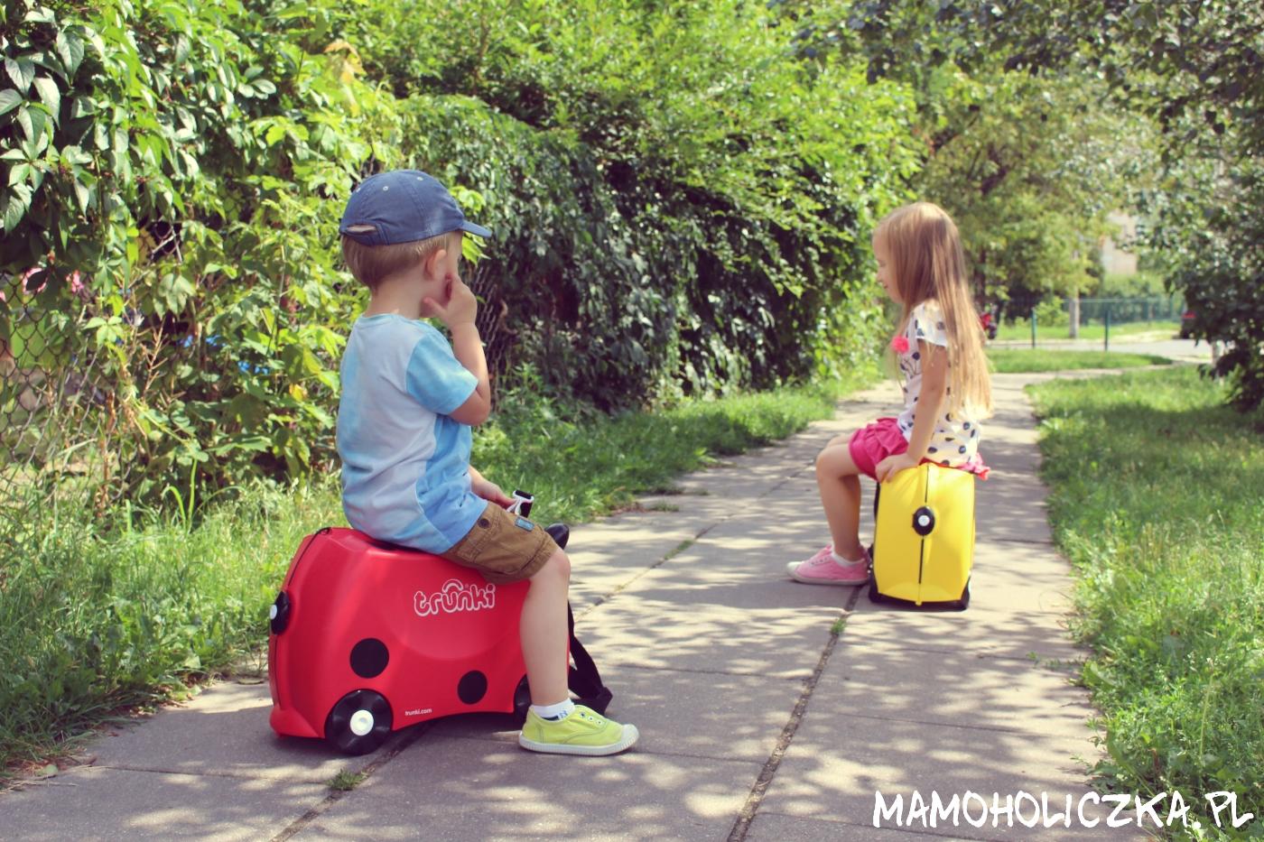 trunky walizki