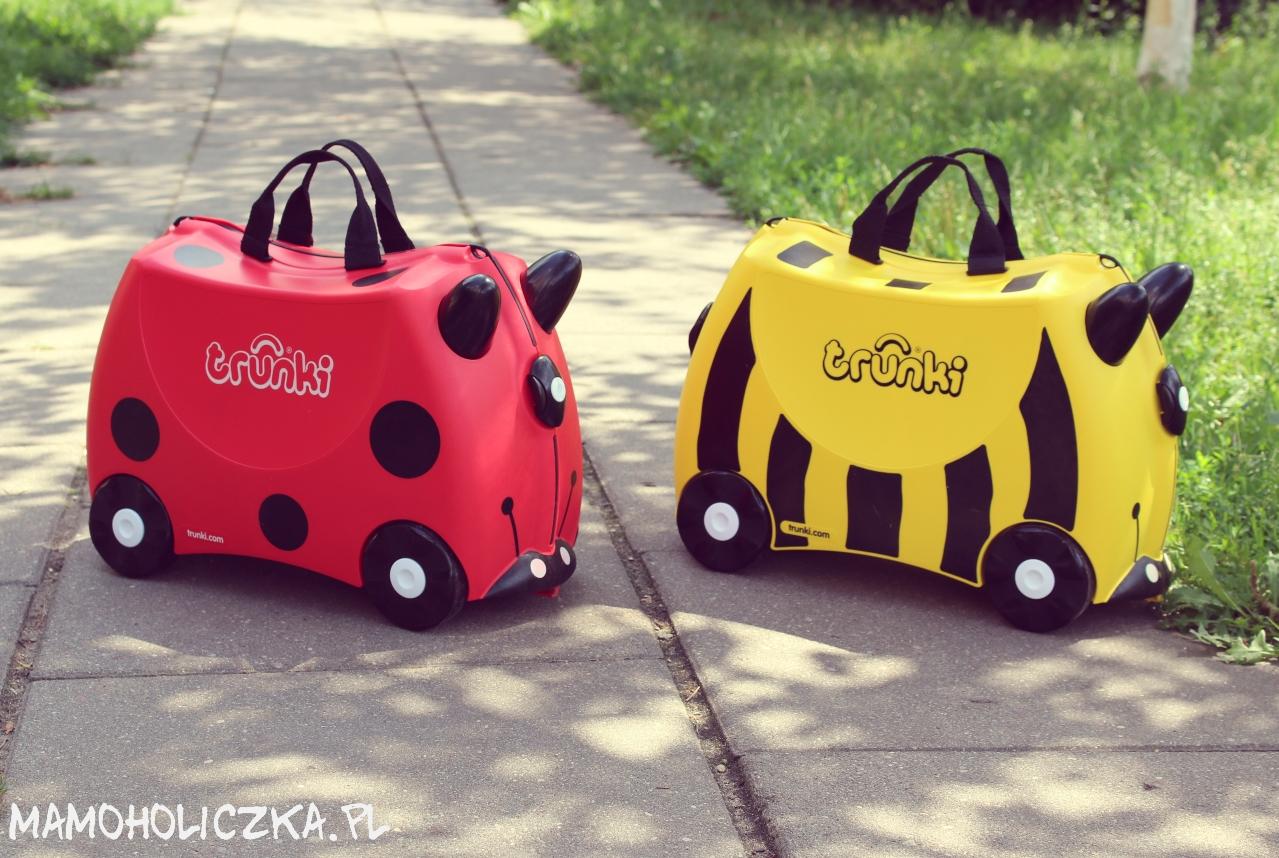 walizka trunky