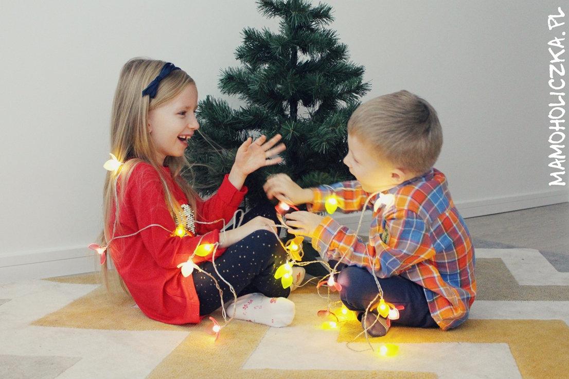 jak ubrać dzieci na święta