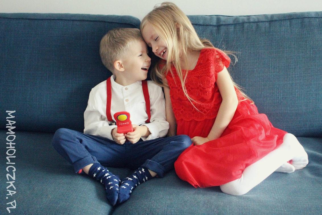 jak ubrać dziecko na święta