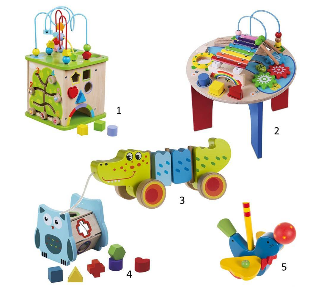 drewniane zabawki smyk