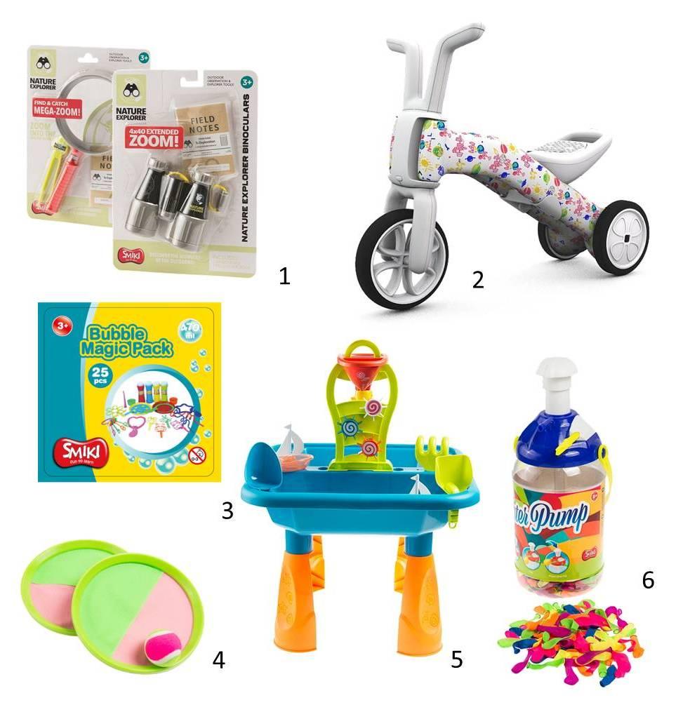 najlepsze prezenty na dzień dziecka