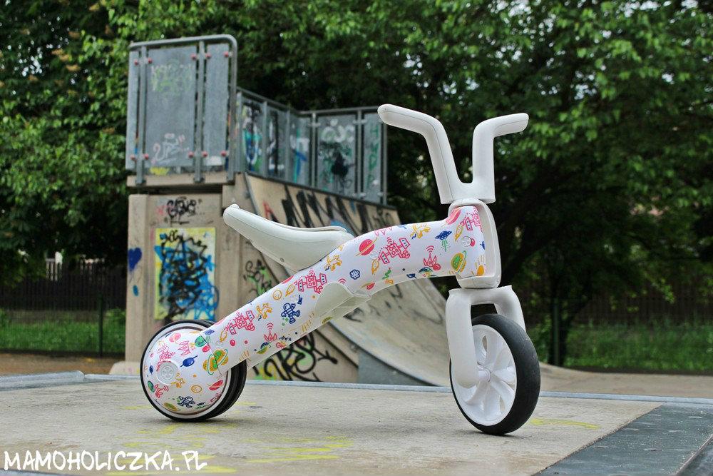 rowerek i jeździk 2w1 Chillafish