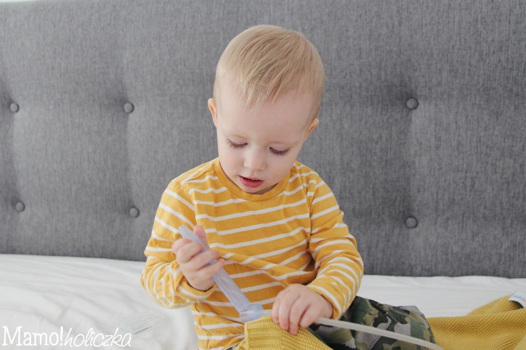aspirator do nosa, przeziębienie u dziecka, katar u dziecka, żłobek
