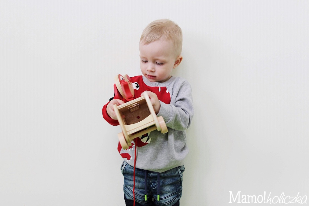 smiki, smyk, sorter, żłobek, mamagu, blog parentingowy