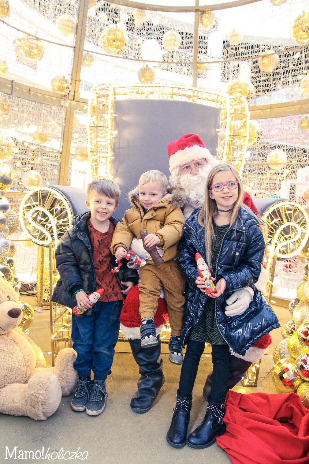 dzieci, rodzina wielodzietna, prezent dla dziecka, centrum handlowe