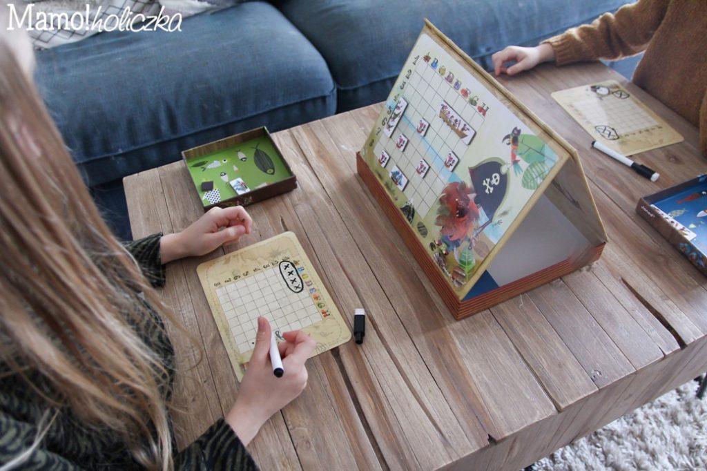 pomysł na prezent dla dziecka, janod, zabawki janod, najlepsza gra planszowa